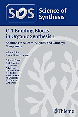 9783131707611: C-1 Building Blocks in Organic Synthesis 1