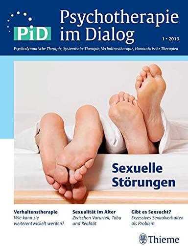 9783131747617: Psychotherapie im Dialog - Sexuelle Störungen