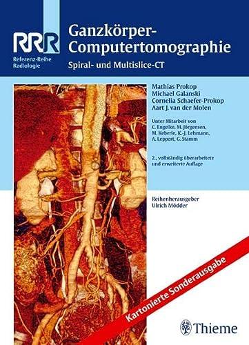 9783131749727: Ganzkörper-Computertomographie