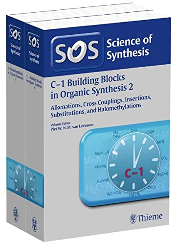 9783131765116: C-1 Building Blocks in Organic Synthesis, Workbench Edition, 2 Vol.