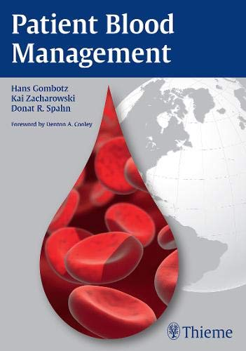 9783132004412: Patient Blood Management