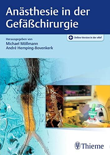 9783132052512: Anästhesie in der Gefäßchirurgie