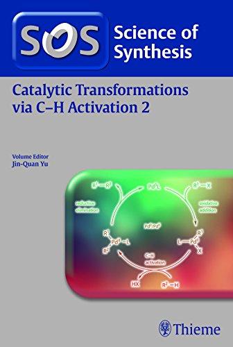 Catalytic Transformations via C-H Activation. Vol.2: Wai-Wing Chan