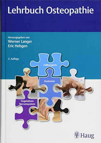 Lehrbuch Osteopathie: Werner Langer, Eric Hebgen