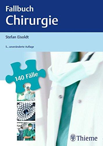 9783132412620: Fallbuch Chirurgie