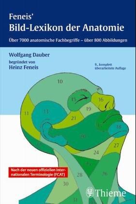 9783133301077: Anatomisches Bildwörterbuch der internationalen Nomenklatur
