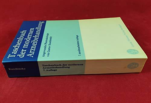 9783133684071: Taschenbuch der modernen Arzneibehandlung: Angewandte Pharmakologie [Paperbac...