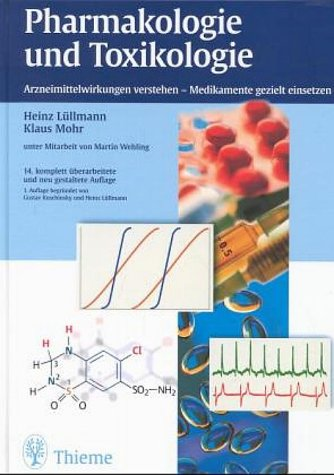9783133685146: Pharmakologie und Toxikologie