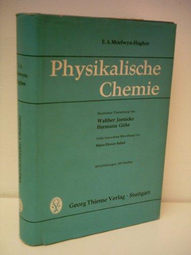 9783133783019: Physikalische Chemie.