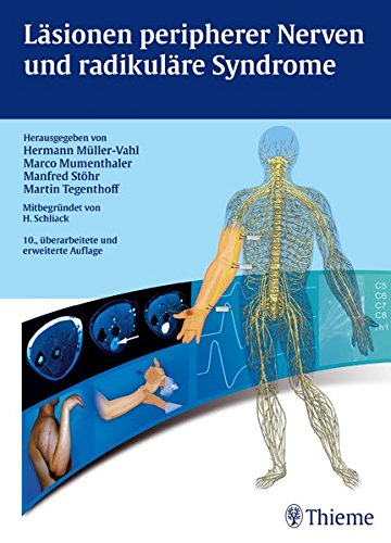 9783133802109: Läsionen peripherer Nerven und radikuläre Syndrome