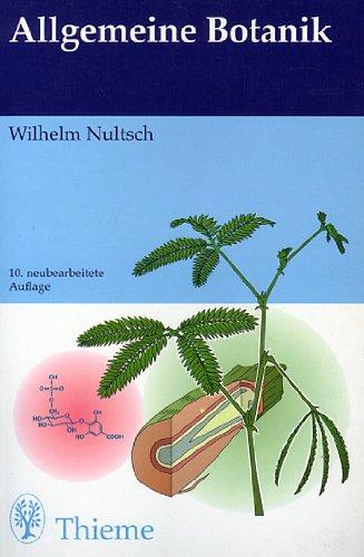 9783133833103: Allgemeine Botanik