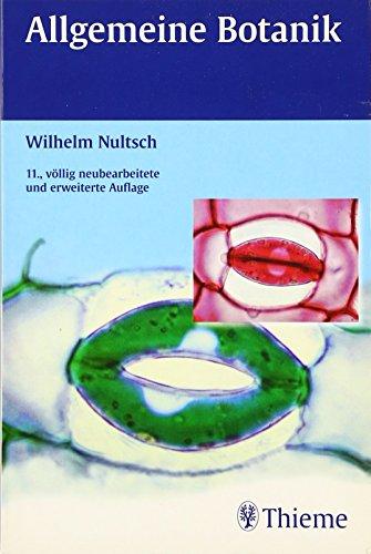 9783133833110: Allgemeine Botanik