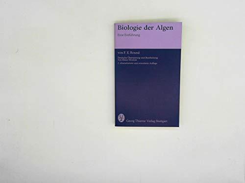 9783133915021: Biologie der Algen. Eine Einführung