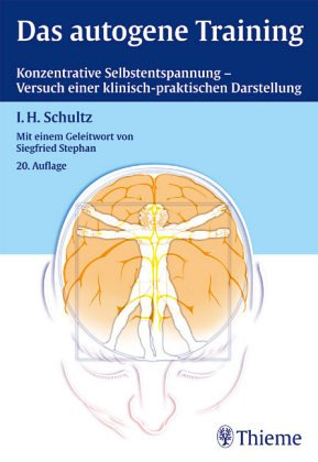 9783134014198: Das autogene Training