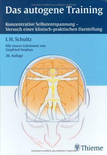 9783134014204: Das autogene Training.