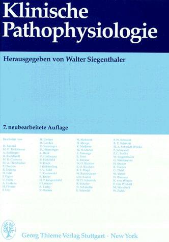 9783134496079: Klinische Pathophysiologie