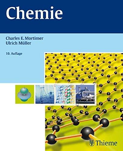 Chemie: Das Basiswissen der Chemie - Charles E. Mortimer, Ulrich Müller