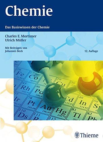 9783134843125: Chemie: Das Basiswissen der Chemie
