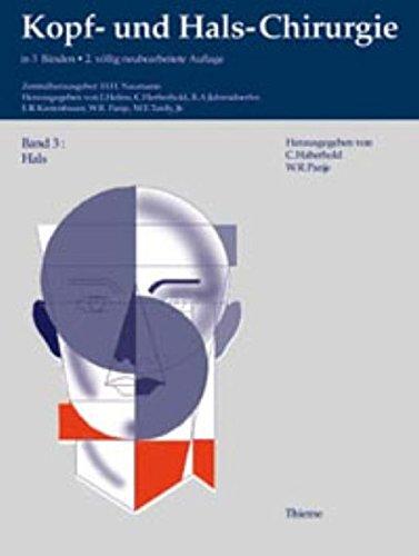 9783134856026: Kopf- und Halschirurgie 1/1. Nase: Indikation, Technik, Fehler und Gefahren. Operations-Manual