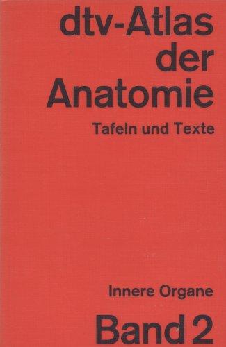dtv-Atlas der Anatomie, Tafeln und Texte. Innere: Kahle, Werner, Helmut
