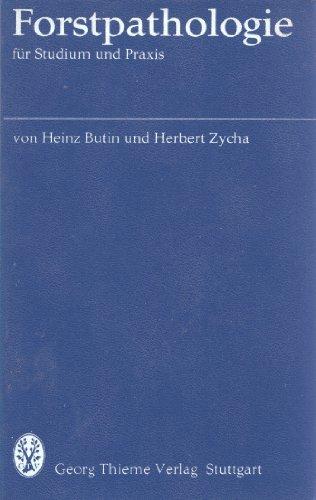 9783134945010: Forstpathologie für Studium und Praxis.