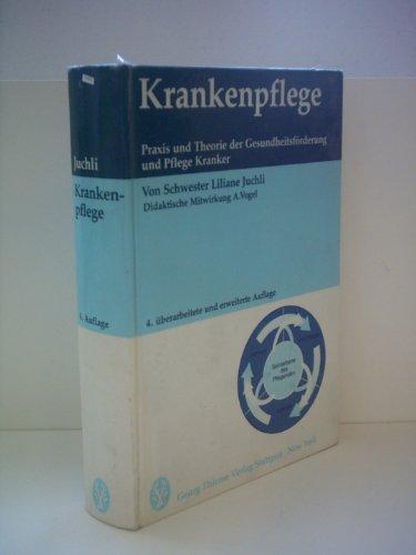 Arbeitsblätter Zu Juchli Pflege : Krankenpflege praxis und theorie der