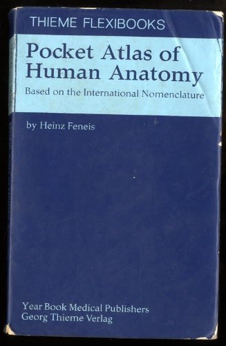 9783135112015 Pocket Atlas Of Human Anatomy Based On The Internat