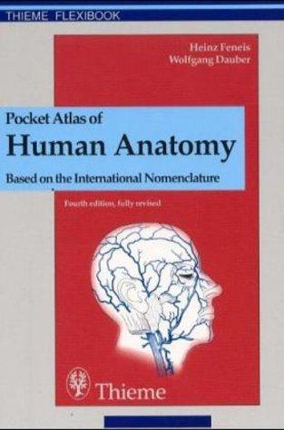 9783135112046: Pocket Atlas of Human Anatomy: Based on the International Nomenclature (Thieme flexibook)