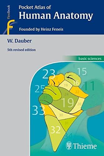 9783135112053: Pocket Atlas of Human Anatomy: Founded by Heinz Feneis