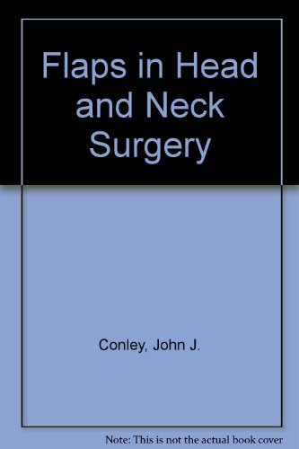 9783135375021: Flaps in Head and Neck Surgery