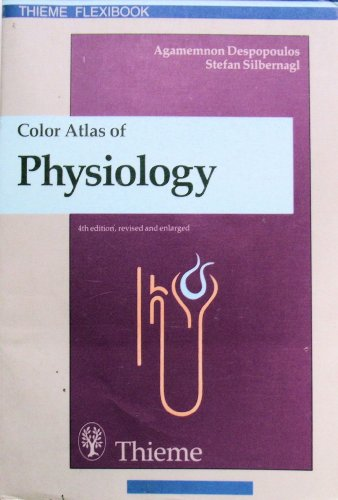 9783135450049: Colour Atlas of Physiology (Thieme flexibook)