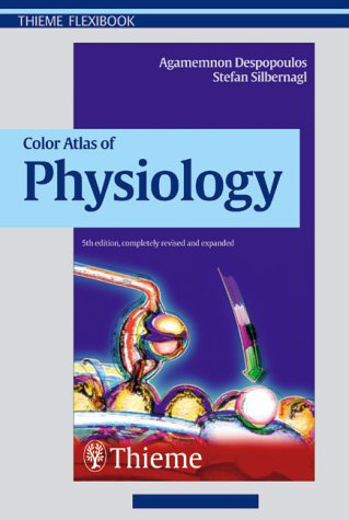 9783135450056: Color Atlas of Physiology
