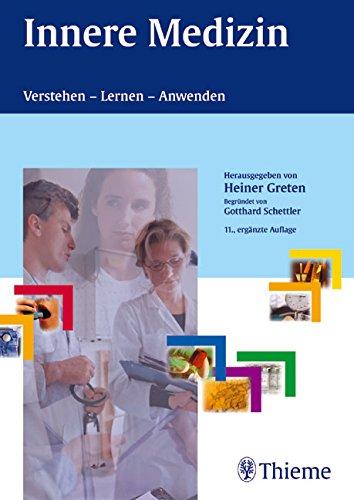 9783135522111: Innere Medizin. Verstehen - Lernen - Anwenden