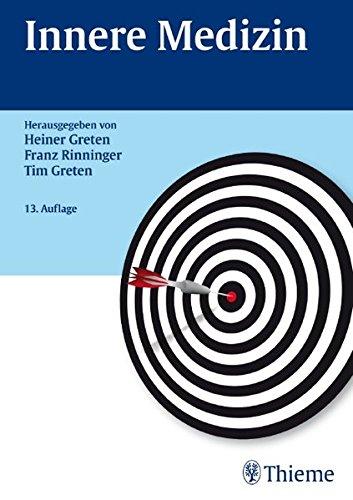 Heiner Greten, Franz Rinninger, Innere Medizin / 13. Auflage - Greten, Heiner (Herausgeber), Michael (Mitwirkender) Amling und Franz Rinninger