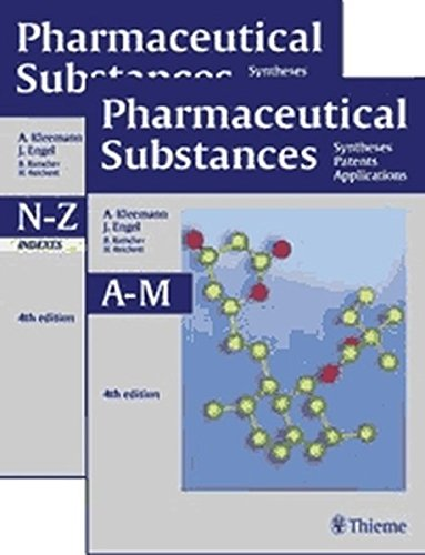 9783135584041: Pharmaceutical substances: Syntheses, patents, applications