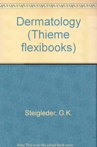 9783135718019: Dermatology (Thieme flexibooks)