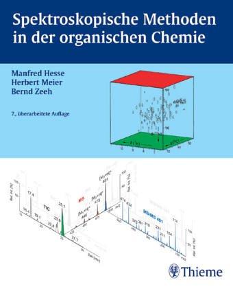 9783135761053: Spektroskopische Methoden in der organischen Chemie
