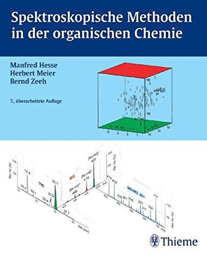 9783135761077: Spektroskopische Methoden in der organischen Chemie