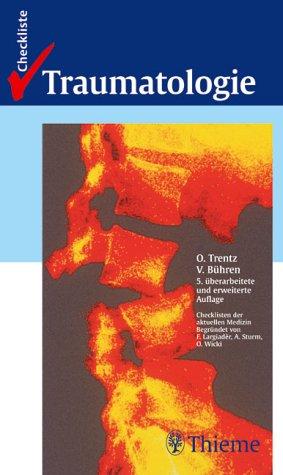 9783135981055: Checklisten der aktuellen Medizin, Checkliste Traumatologie