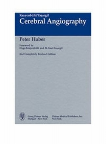 9783136125021: Cerebral Angiography