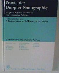 9783136163023: Praxis der Doppler-Sonographie. Periphere Arterien und Venen, hirnversorgende Arterien