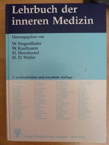 9783136243039: Lehrbuch der inneren Medizin