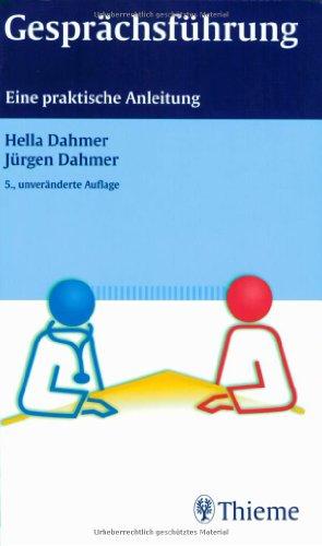 9783136271056: Gesprächsführung: Eine praktische Anleitung