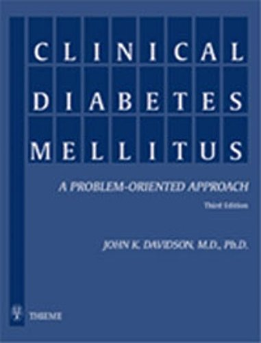 9783136618035: Clinical Diabetes Mellitus: A Problem-oriented Approach