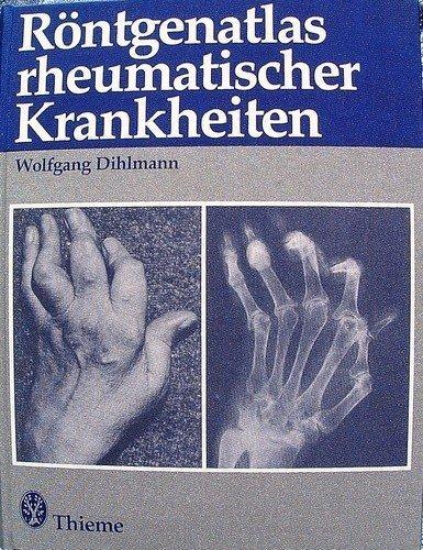 9783136622018: Röntgenatlas rheumatischer Krankheiten