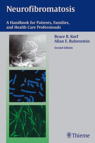 9783136651025: Neurofibromatosis (A Handbook for Patients, Families, and Health Care Professionals)