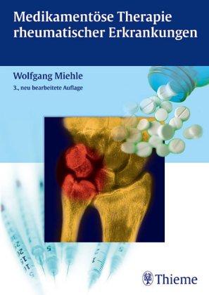 9783136673027: Medikamentöse Therapie rheumatischer Krankheiten.