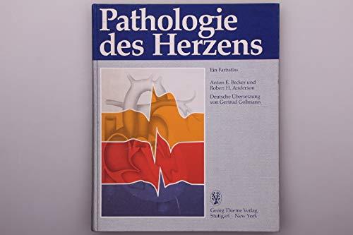 9783136739013: Pathologie des Herzens. Ein Farbatlas
