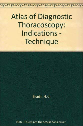 9783136801017: Atlas of Diagnostic Thoracoscopy: Indications - Technique