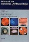 9783136834015: Lehrbuch der klinischen Ophthalmologie